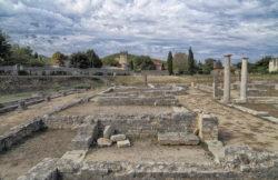 yacimiento arqueológico, la villasse