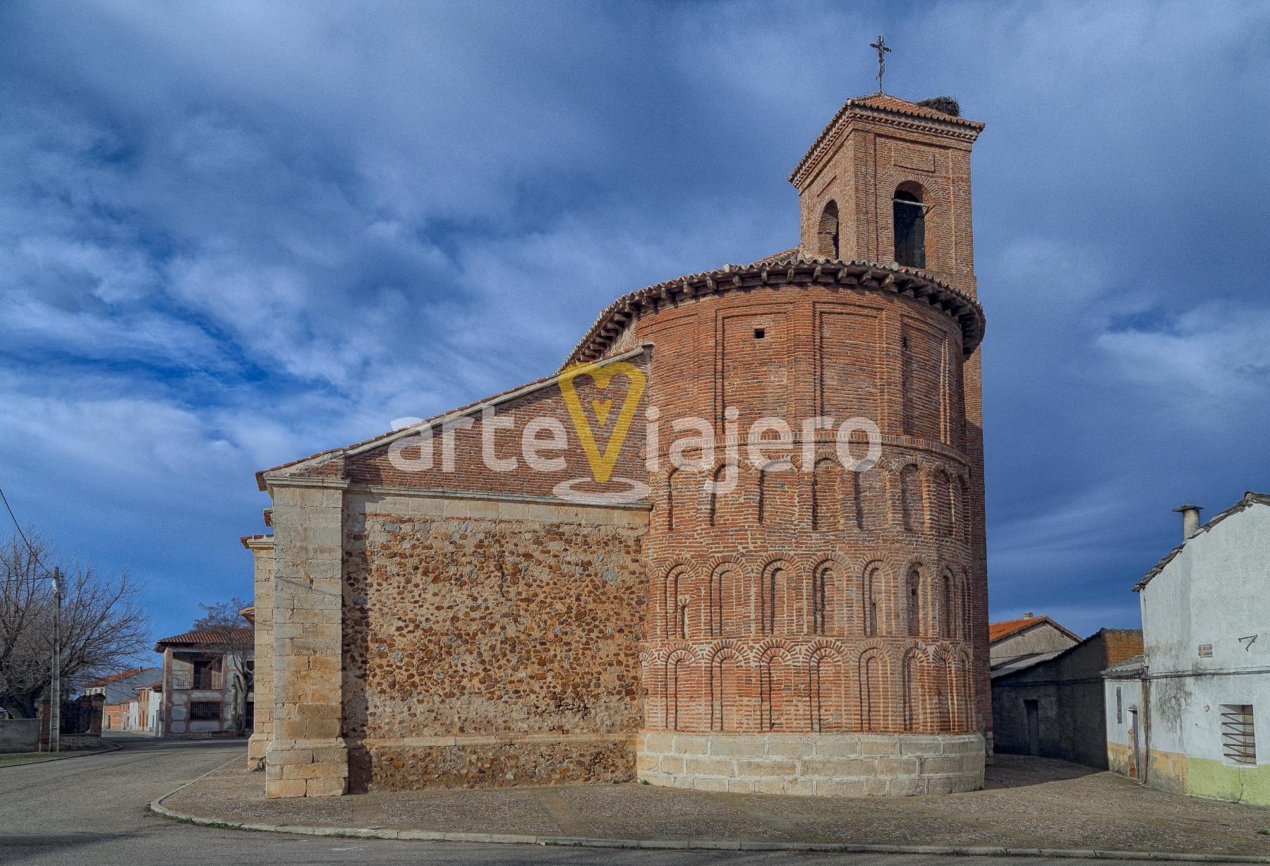 ábside románico mudéjar