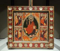 frontal de altar de sant romà de vila