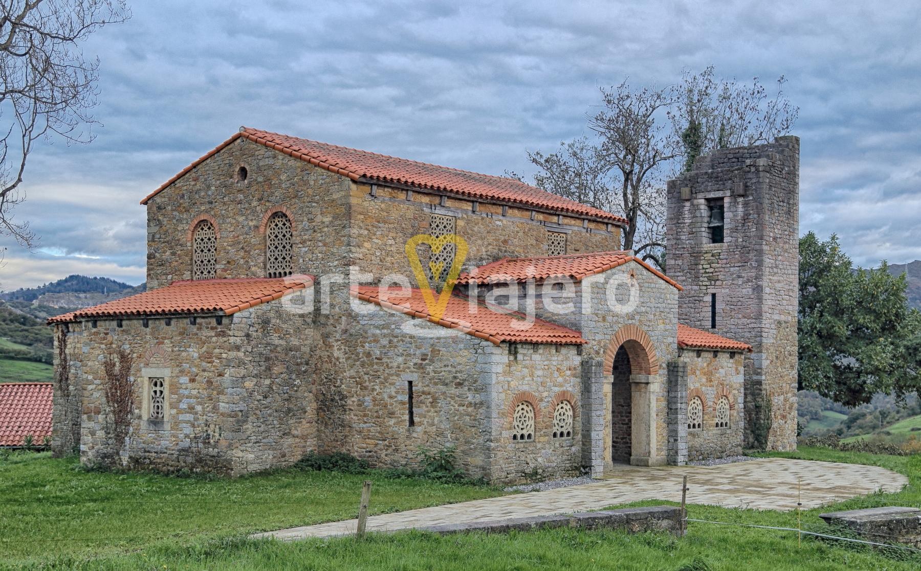 iglesia de santa maría de bendones