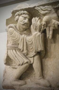 antiguo testamento románico