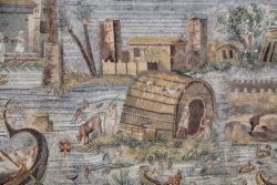mosaico barberini