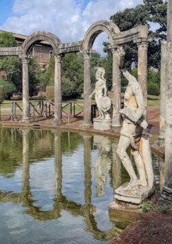 esculturas villa adriana