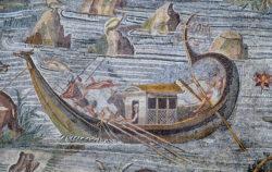 mosaico del nilo