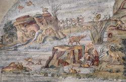 mosaico nilótico