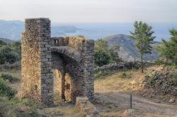 portal fortificado