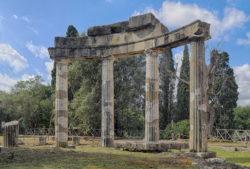 tempio di venere cnidia