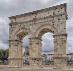 arc de germanicus saintes