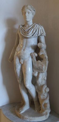 estatua romana