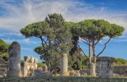 yacimiento arqueológico romano