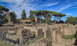 scavi di ostia antica