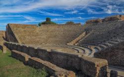 cavea teatro romano