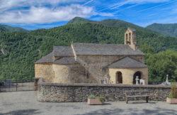 églises romanes ariège
