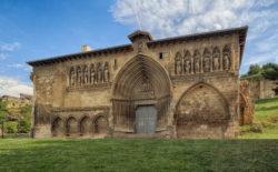 iglesia del santo sepulcro de estella