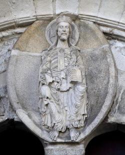 pantocrátor catedral de lugo