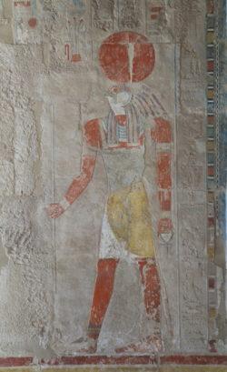 pinturas templo de hatshepsut