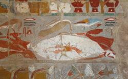 pinturas de la capilla de anubis