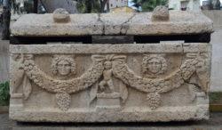 sarcófago romano, alejandría