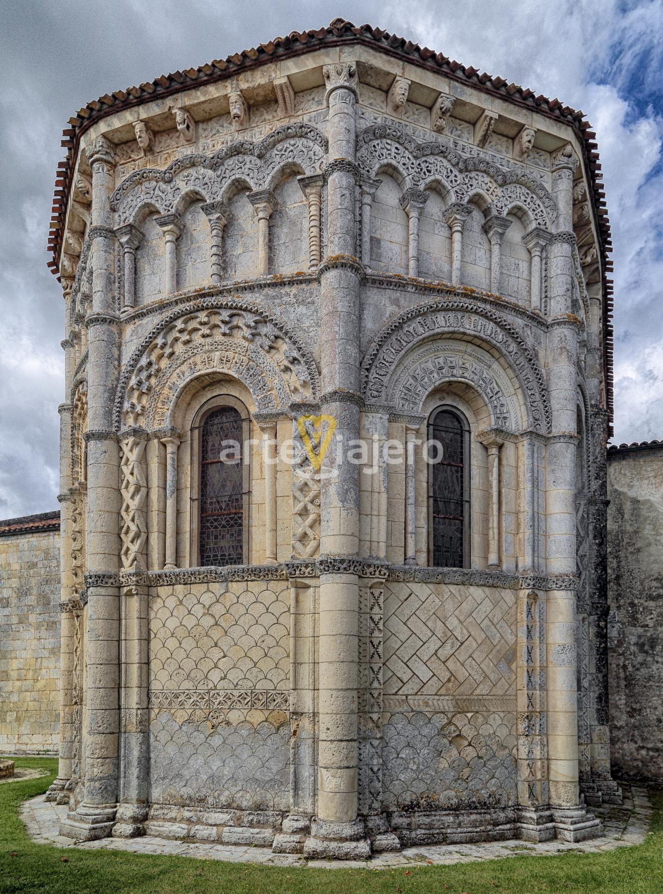 iglesia de rioux
