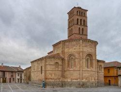 iglesia de san lorenzo de segovia