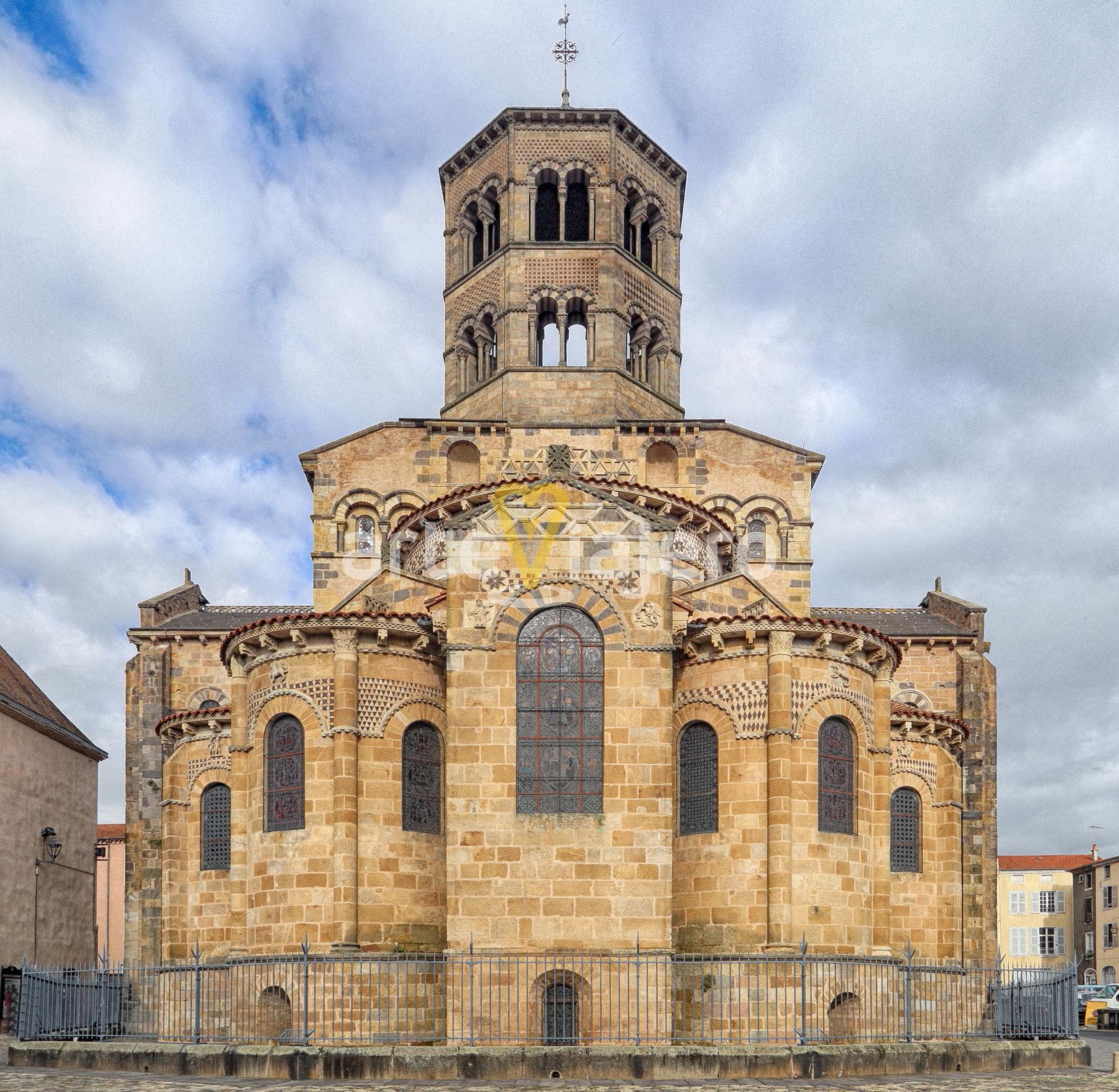 saint austremoine d'Issoire