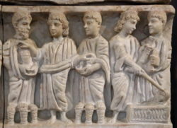 arte paleocristiano de sicilia