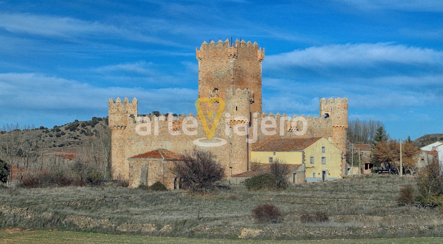 castillo de guijosa