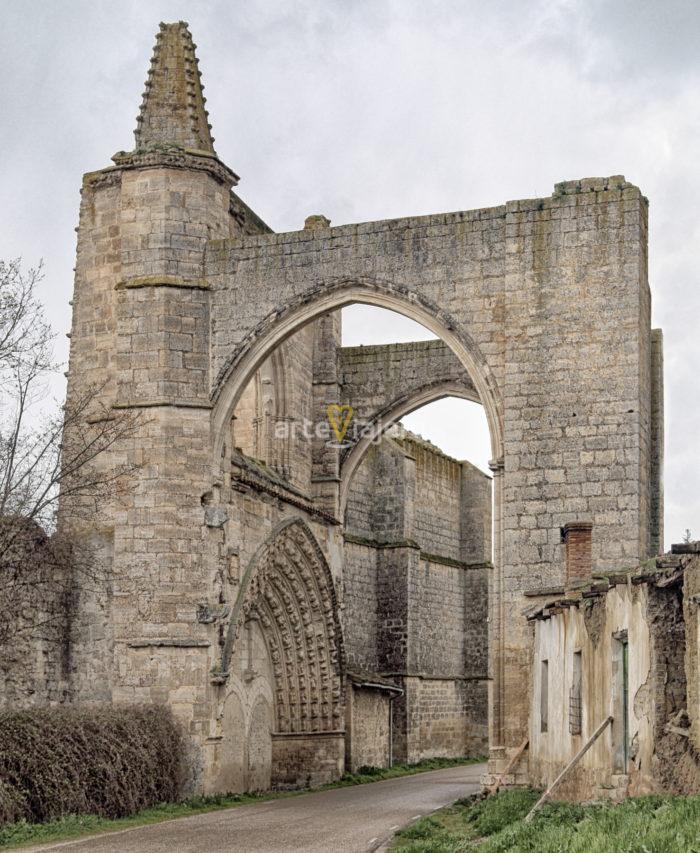 convento de san antón de castrojeriz