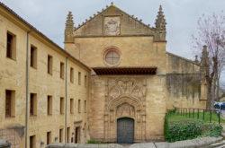 convento de santa cruz la real de segovia