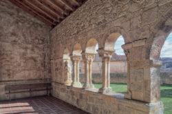 galería porticada villasayas