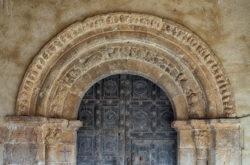 arquivoltas portada románica
