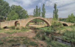 puente de luco de jiloca