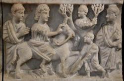 relieve paleocristiano