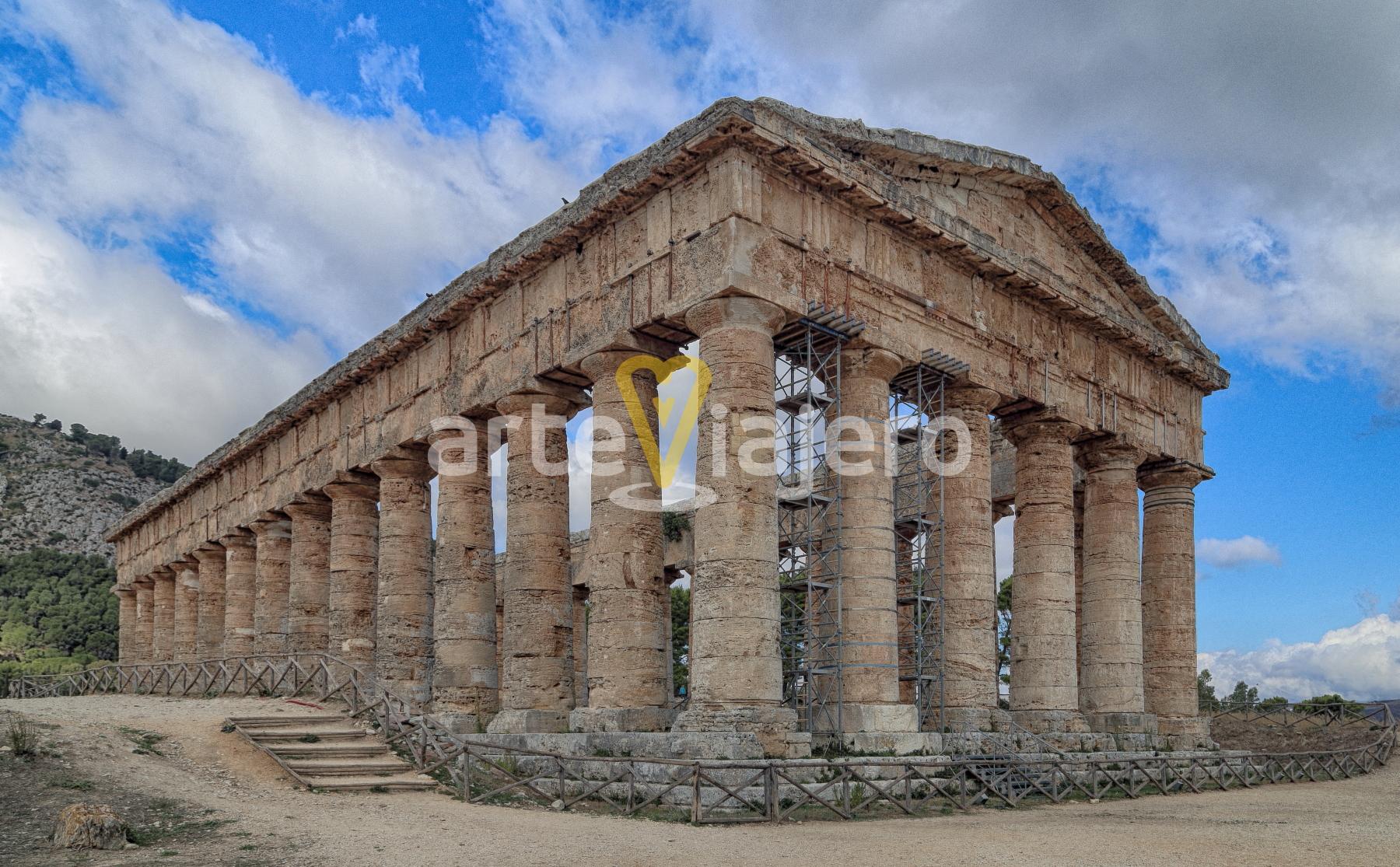 templos griegos de sicilia