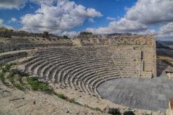 teatro griego de segesta
