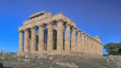 templos griegos de italia
