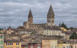 abadía de san filiberto de tournus