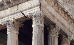 capiteles corintios