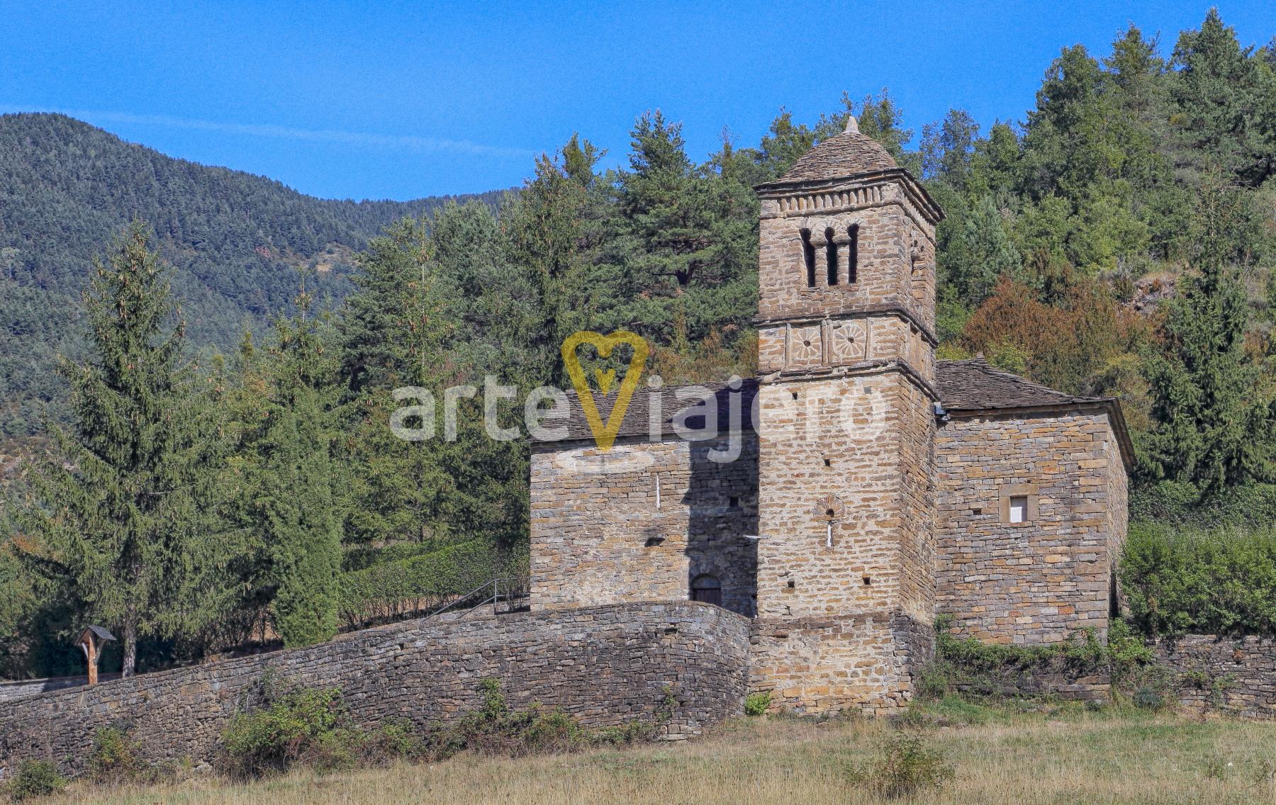 iglesia de gavín