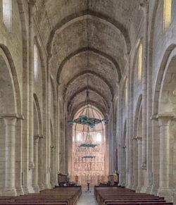 iglesia de poblet