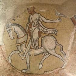 mosaico románico