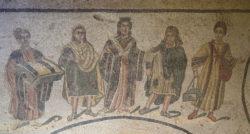 mosaico villa romana del casale