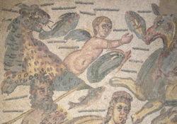 mosaicos villa romana del casale