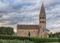 románico de borgoña