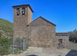 iglesia de yeste huesca