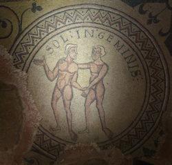 zodiaco románico