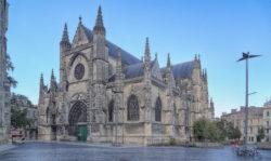 basílica de san miguel de burdeos
