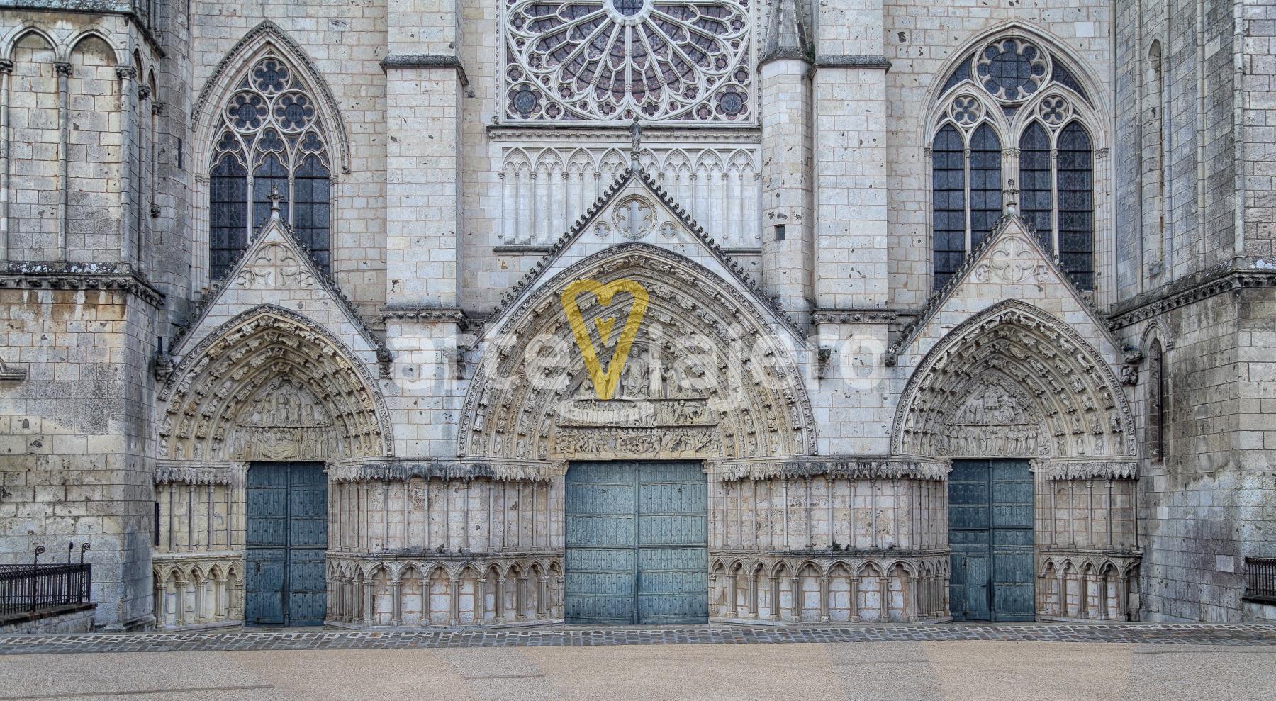 catedral de poitiers