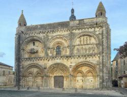 iglesia de civray