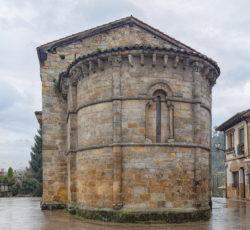 iglesia de villamayor asturias